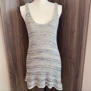 Vince Knit Mini Dress